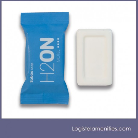 Personalized Rectangular Soap Flow Pack